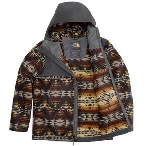 The North Face x Pendleton Graphite Grey Jacket